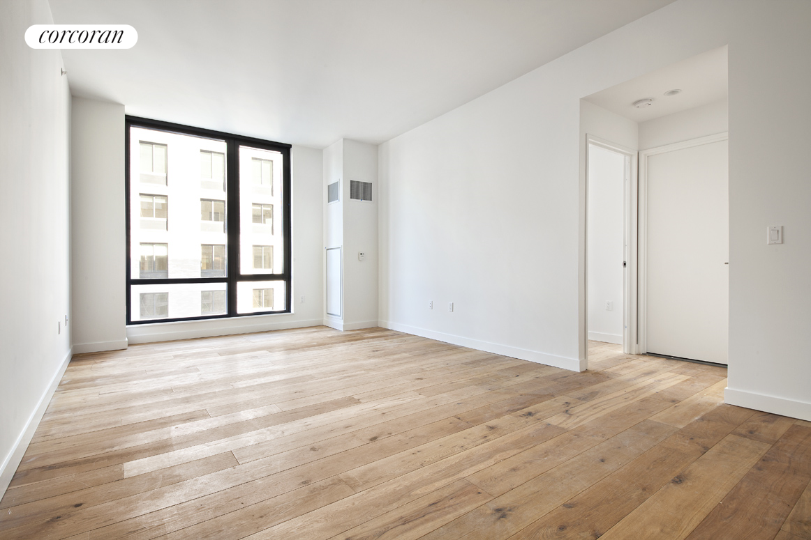 23 West 116th Street, 6D, Living Room