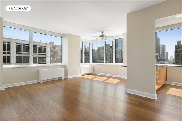 100 Riverside Blvd, Apt. 19B, Upper West Side
