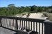 Amagansett, balcony with dunes view