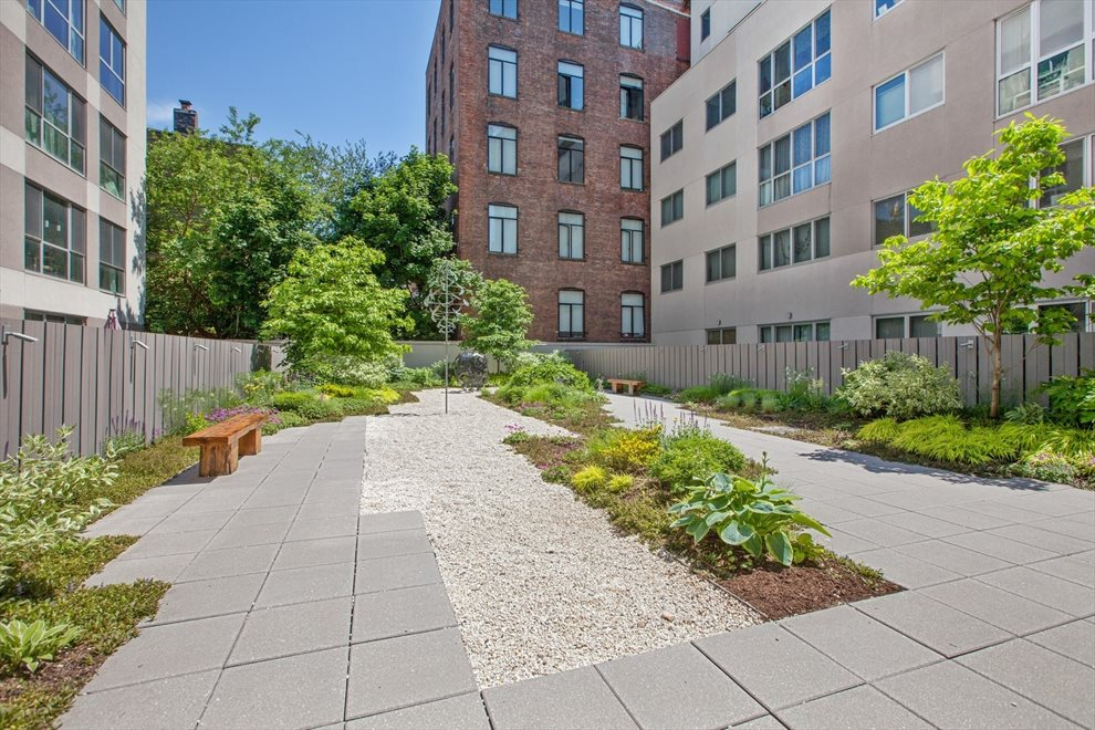 New York City Real Estate | View 125 North 10th Street, #NGD | Sculpture Garden
