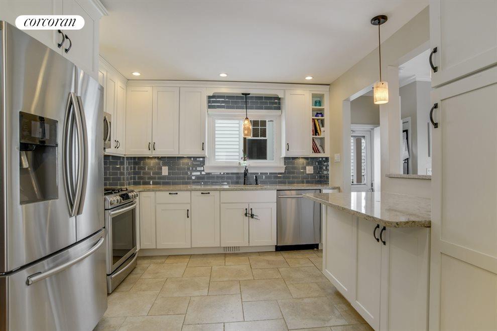 Gorgeous renovated kitchen