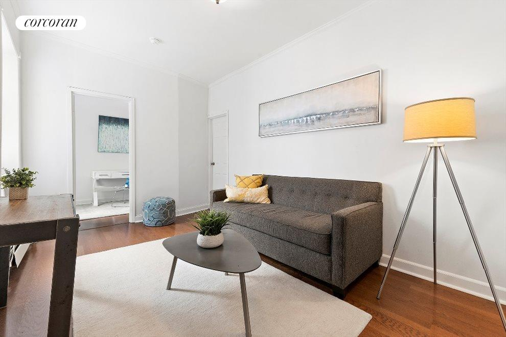 New York City Real Estate | View 311 East 3rd Street, #25 | 2 Beds, 1 Bath