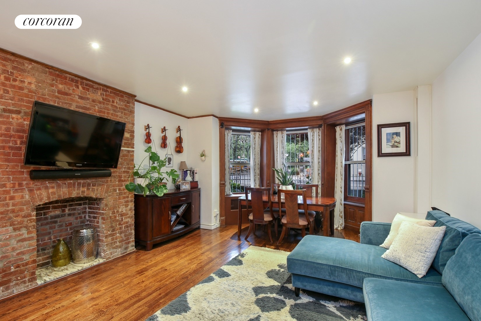 8 8th Avenue, A, Living Room