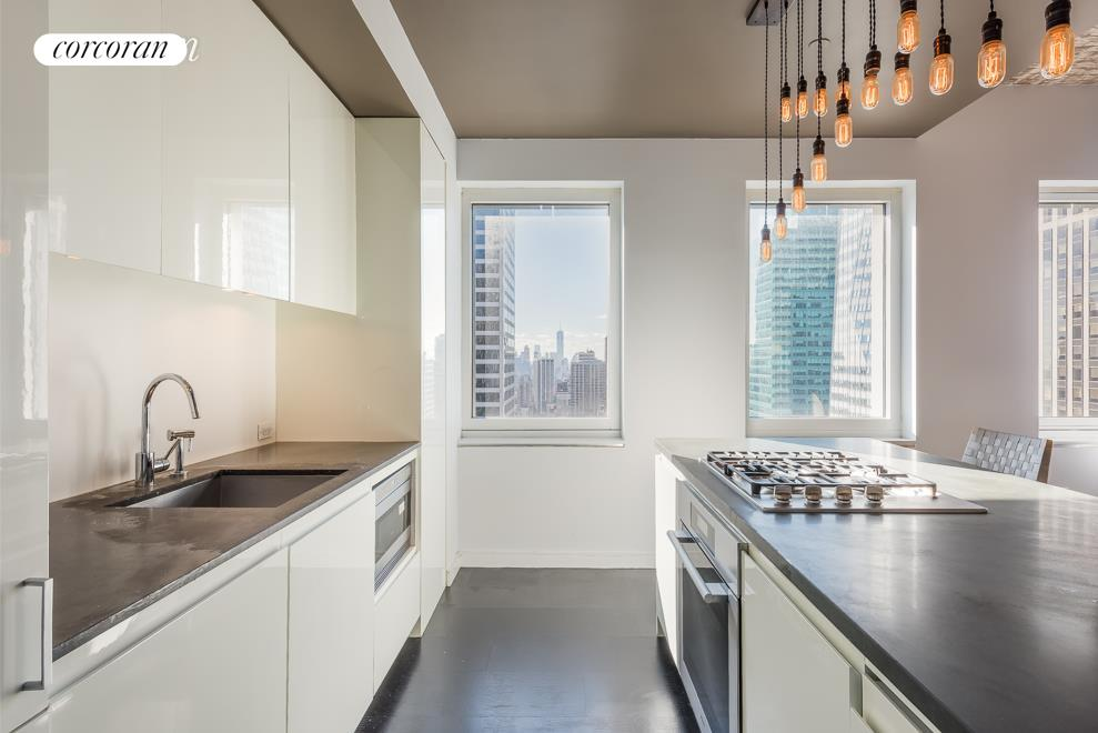 70 West 45th Street, PH1, Kitchen