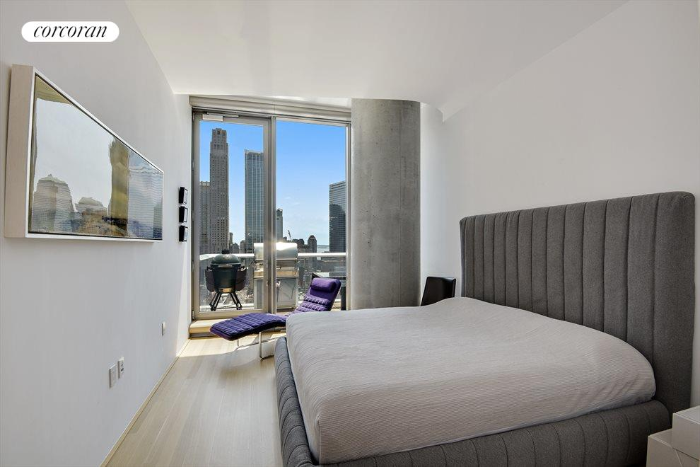 New York City Real Estate | View 56 LEONARD ST, #28B EAST | 2nd Bedroom has en-suite bath