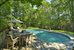 36 Shady Cove Lane, Lovely free-form pool with river rock surround
