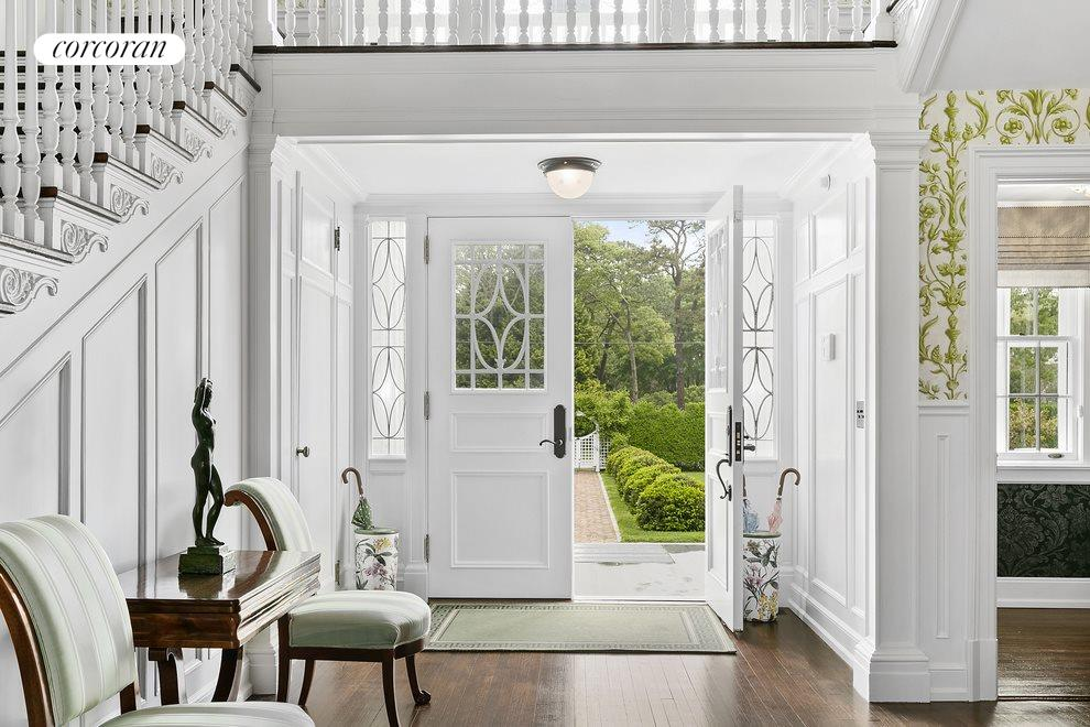 Grand Entry With Double Front Doors