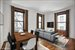 205 West 54th Street, 4G, Living Room