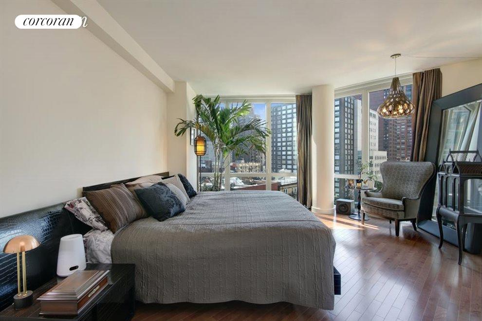 Master Bedroom w/ Empire State Building views