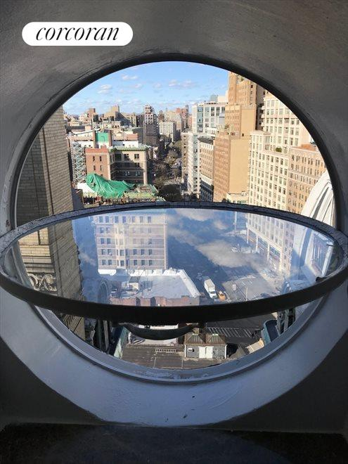 Stylish Porthole Windows--Rooms with a View