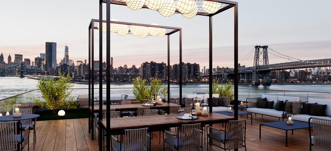 420 Kent - New Williamsburg Apartments   CitiHabitats com