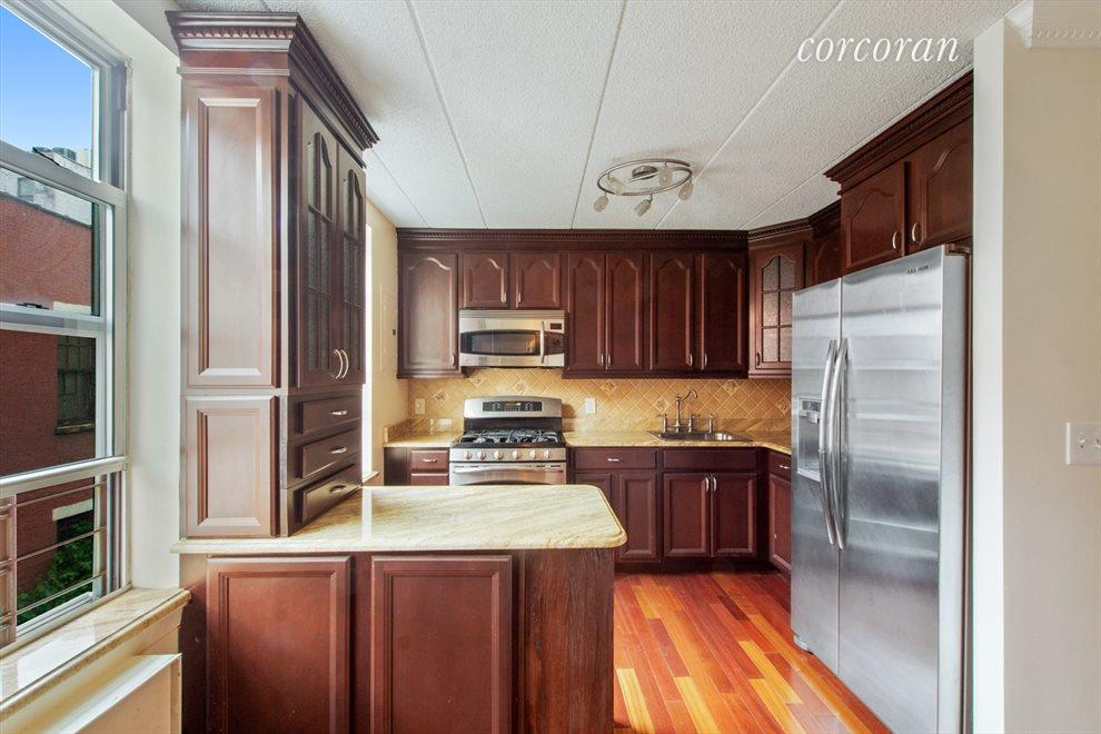 New York City Real Estate | View 2578 Frederick Douglass Boulevard #d | Kitchen