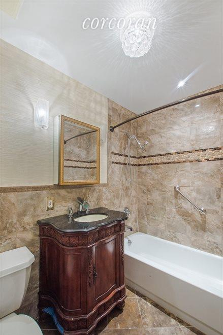 New York City Real Estate | View 2578 Frederick Douglass Boulevard #d | Bathroom