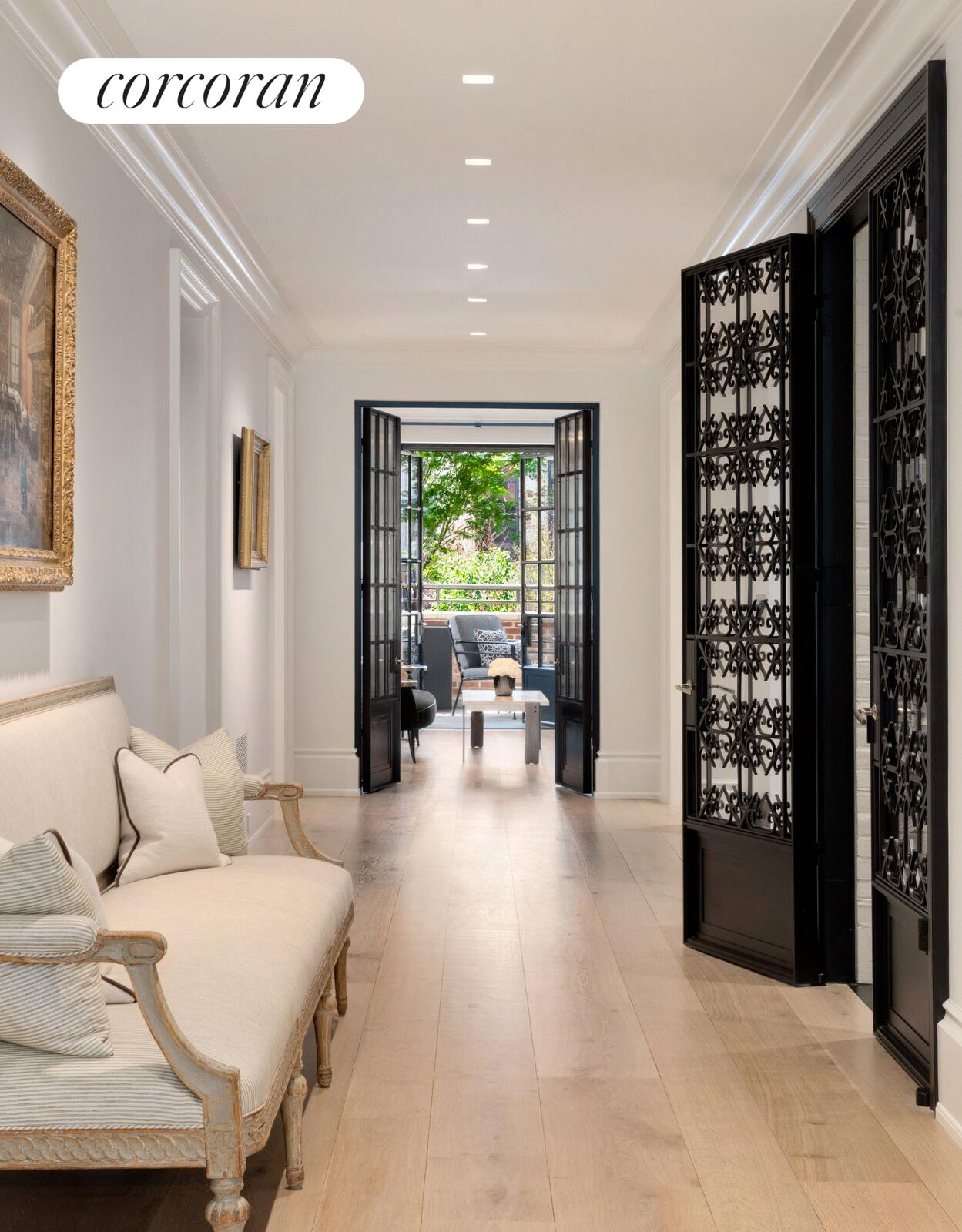 421 Broome Street, Penthouse, Entry