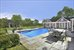 16 Wheaton Way, Heated Gunite Pool with Pool House in view
