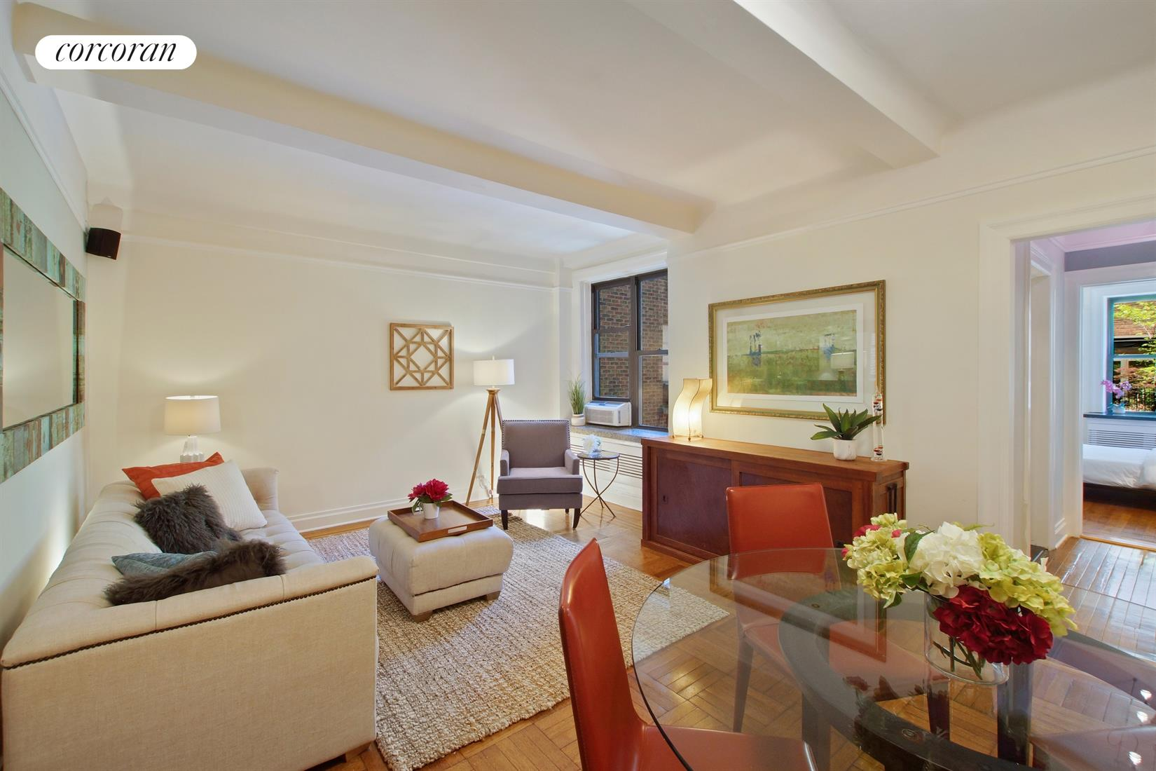 23 West 73rd Street, 310, Living Room