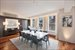 48 Great Jones Street, 6R, Dining Room