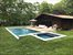 23 Fox Hunt Lane, tranquil private rear deck, heated pool with spa