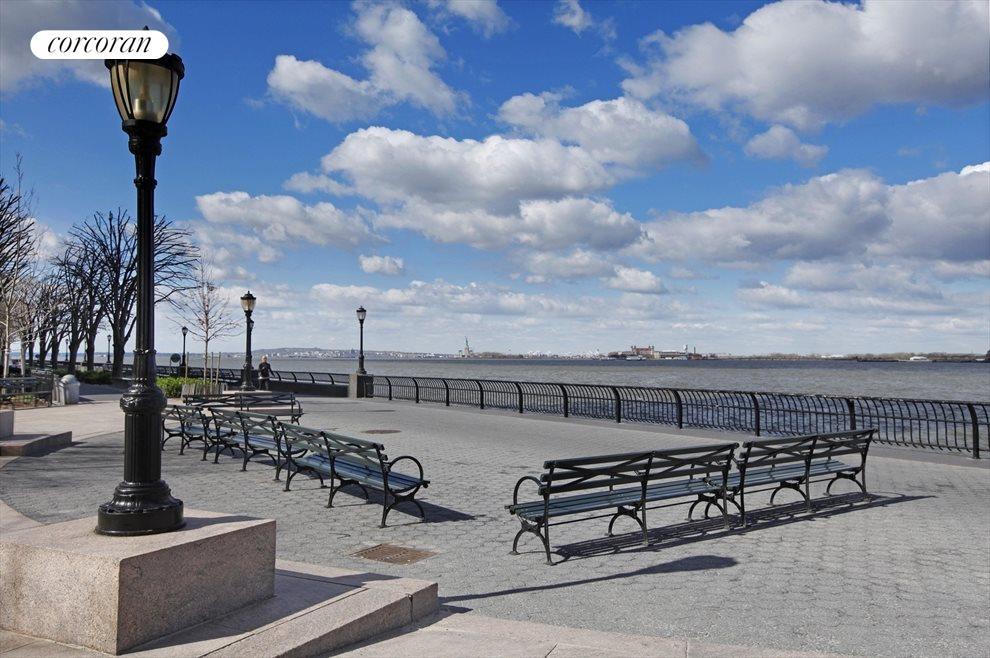 Battery Park Esplanade