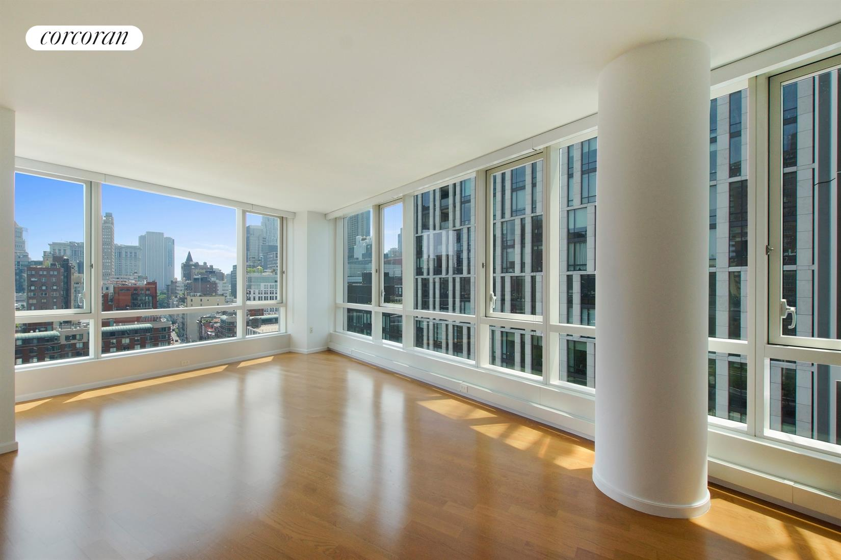 200 CHAMBERS ST, 16G, Living Room