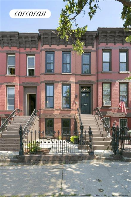 223 Prospect Place Park Slope Brooklyn