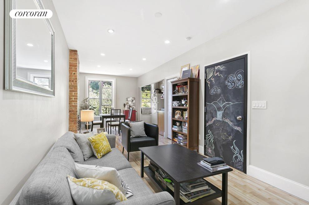 Rental Unit Living Room