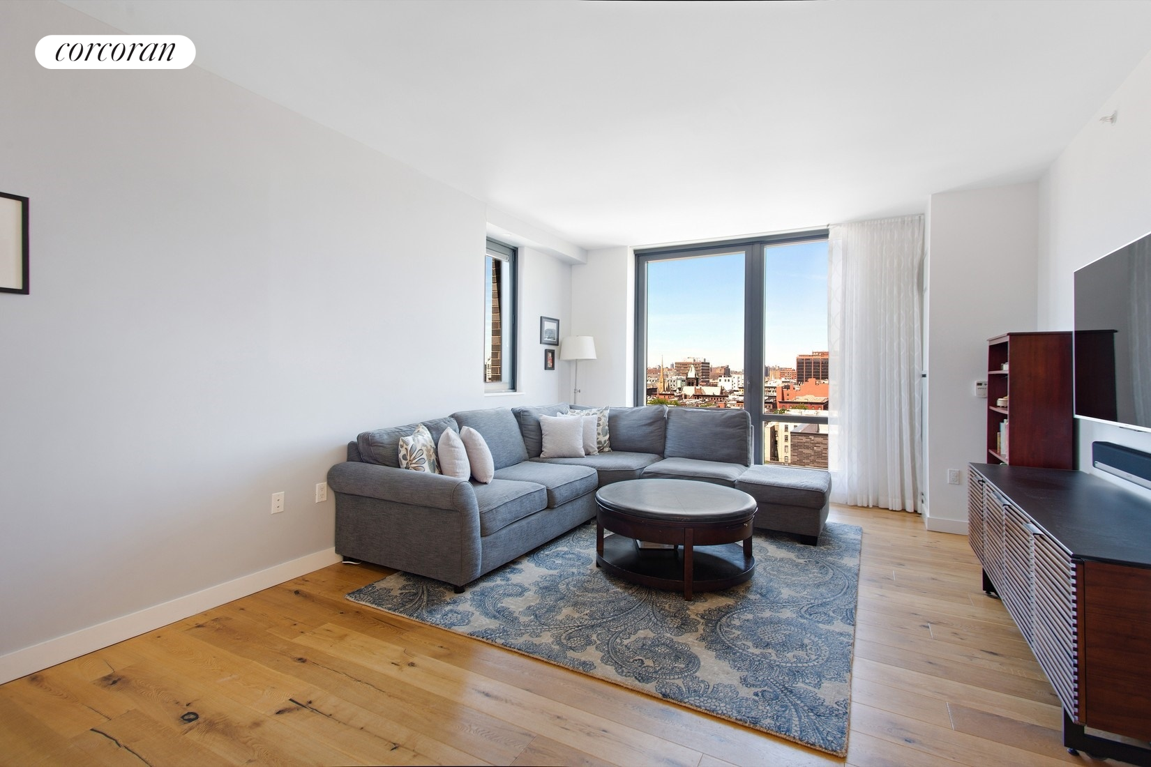 23 West 116th Street, 11A, Living Room