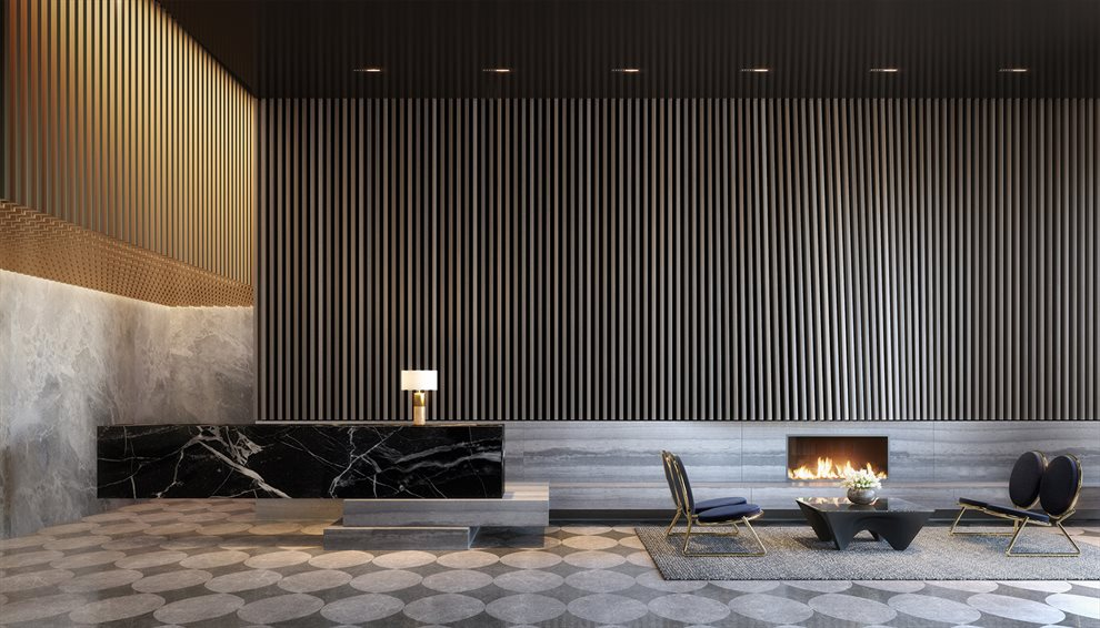 130 William | 130 WILLIAM ST | Lobby