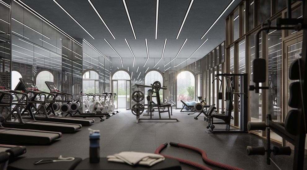 130 William | 130 WILLIAM ST | Fitness Center