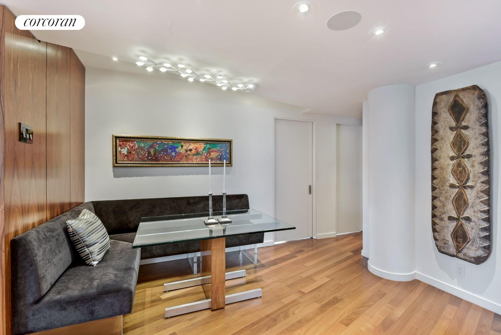 201 West 74th Street, 16HJK, Living Room