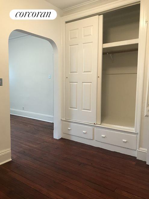 Fantastic Closet Space Throughout
