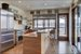 31 Westmoreland Drive, Chef's Kitchen With Door To Water Side Screened Porch