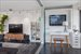 300 East 59th Street, 1505, Living Room