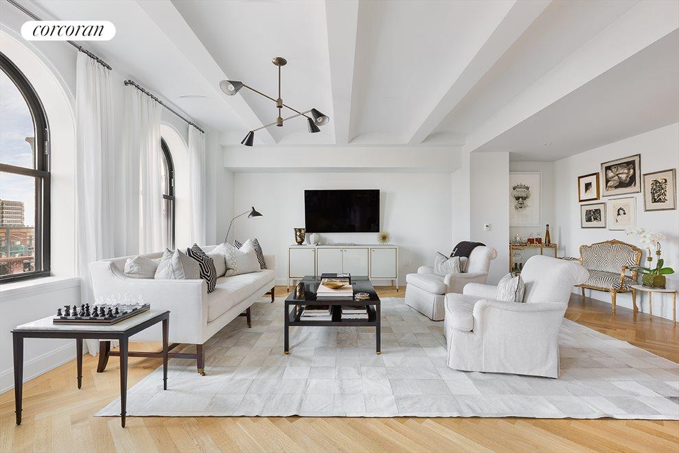 Oversized Great Room