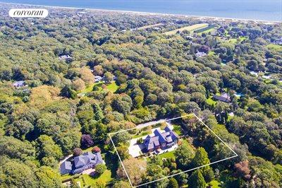 The Hamptons Real Estate | View 3 Eileen's Path | aerial