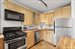 325 Clinton Avenue, 10F, Kitchen with stainless steel appliances