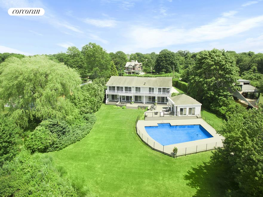 Corcoran, 268 Mill Pond Lane, Water Mill Real Estate, South Fork For ...