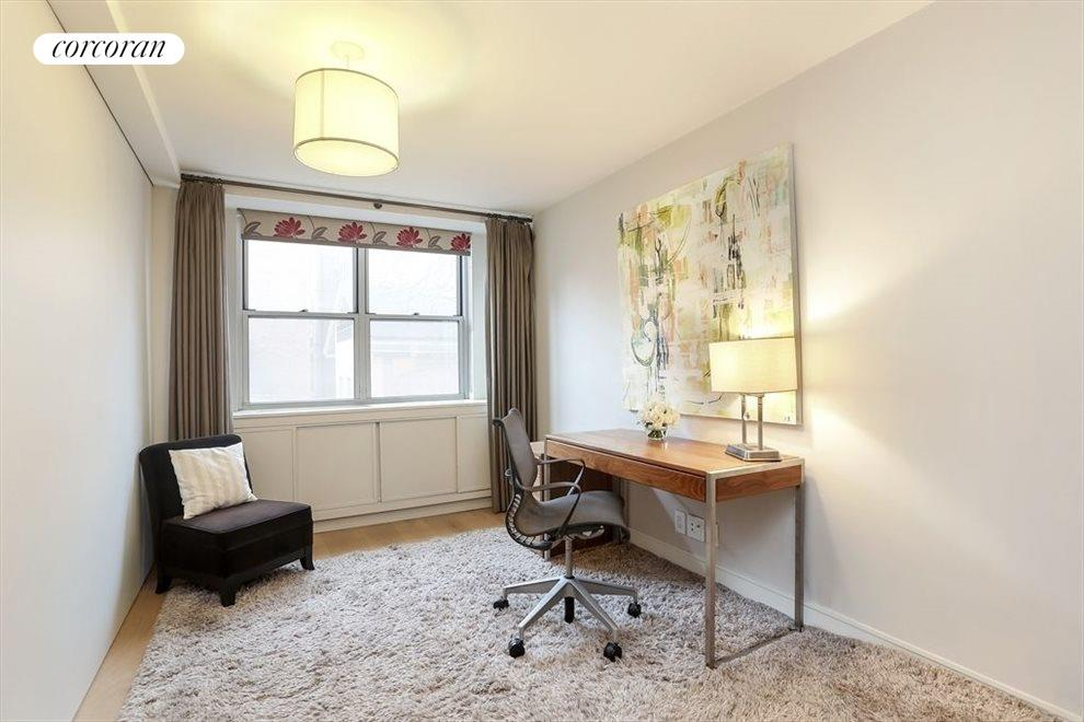 second bedroom or office