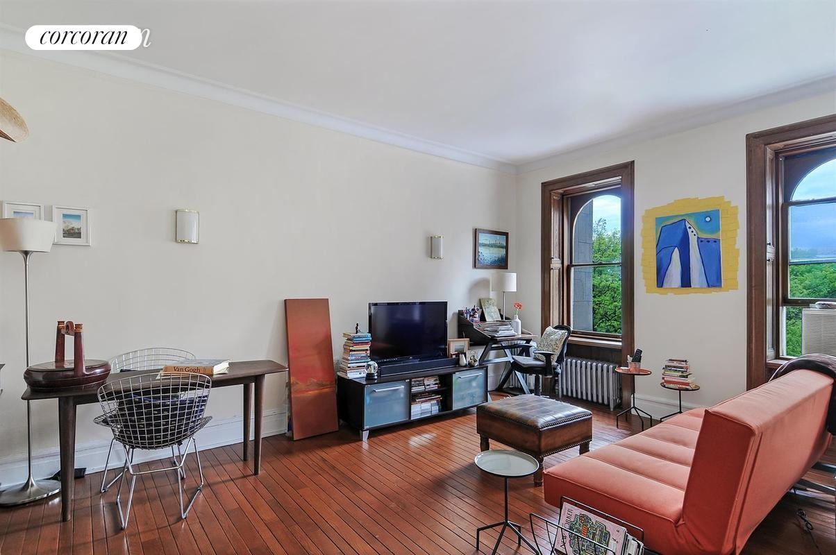 338 West 72nd Street, 3RD, Living Room