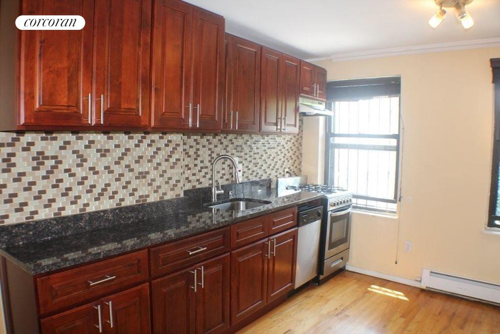 New York City Real Estate | View 376 Myrtle Avenue, #1 | 2 Beds, 1 Bath