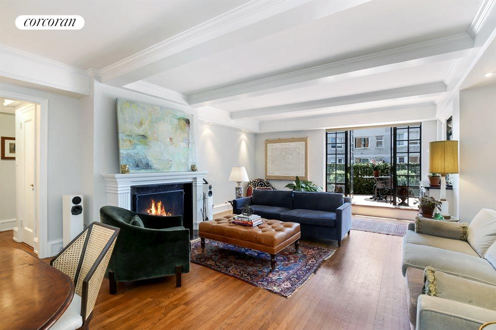 New York City Real Estate | View 205 East 78th Street, #18D | Living Room