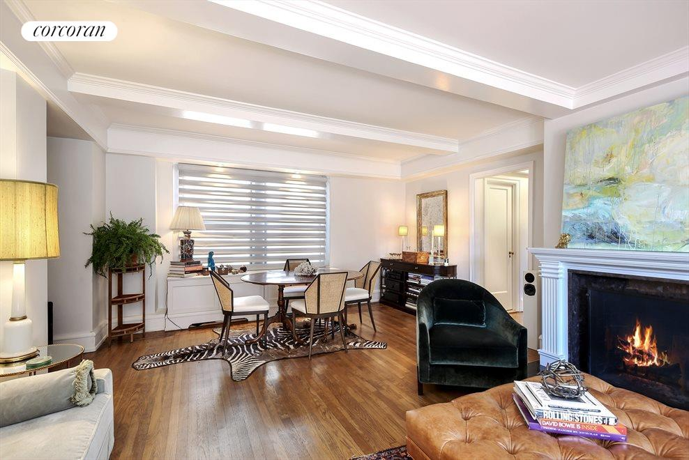 New York City Real Estate | View 205 East 78th Street, #18D | Living Room / Dining Room