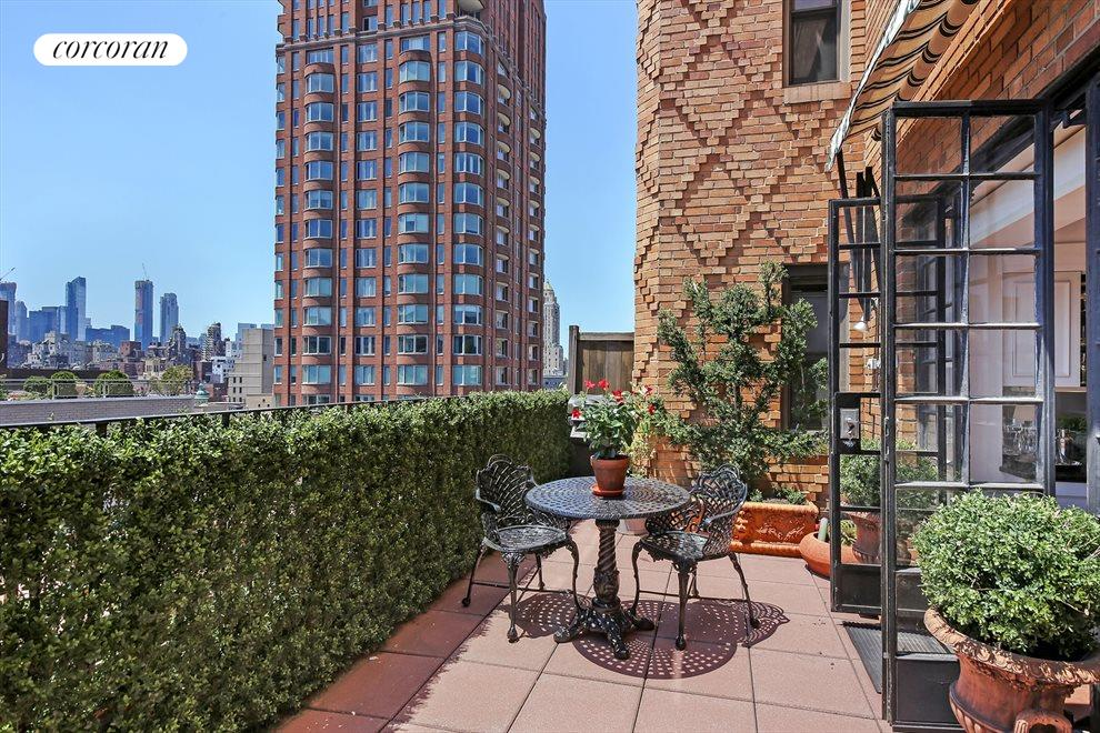 New York City Real Estate | View 205 East 78th Street, #18D | Terrace