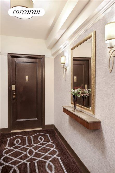 New York City Real Estate | View 205 East 78th Street, #18D | Hallway