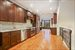 139 West 136th Street, 1, Kitchen;Gallery/Office; Stairs to Lower Level