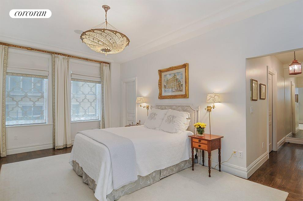 Luxurious Master Bedroom with WBFP