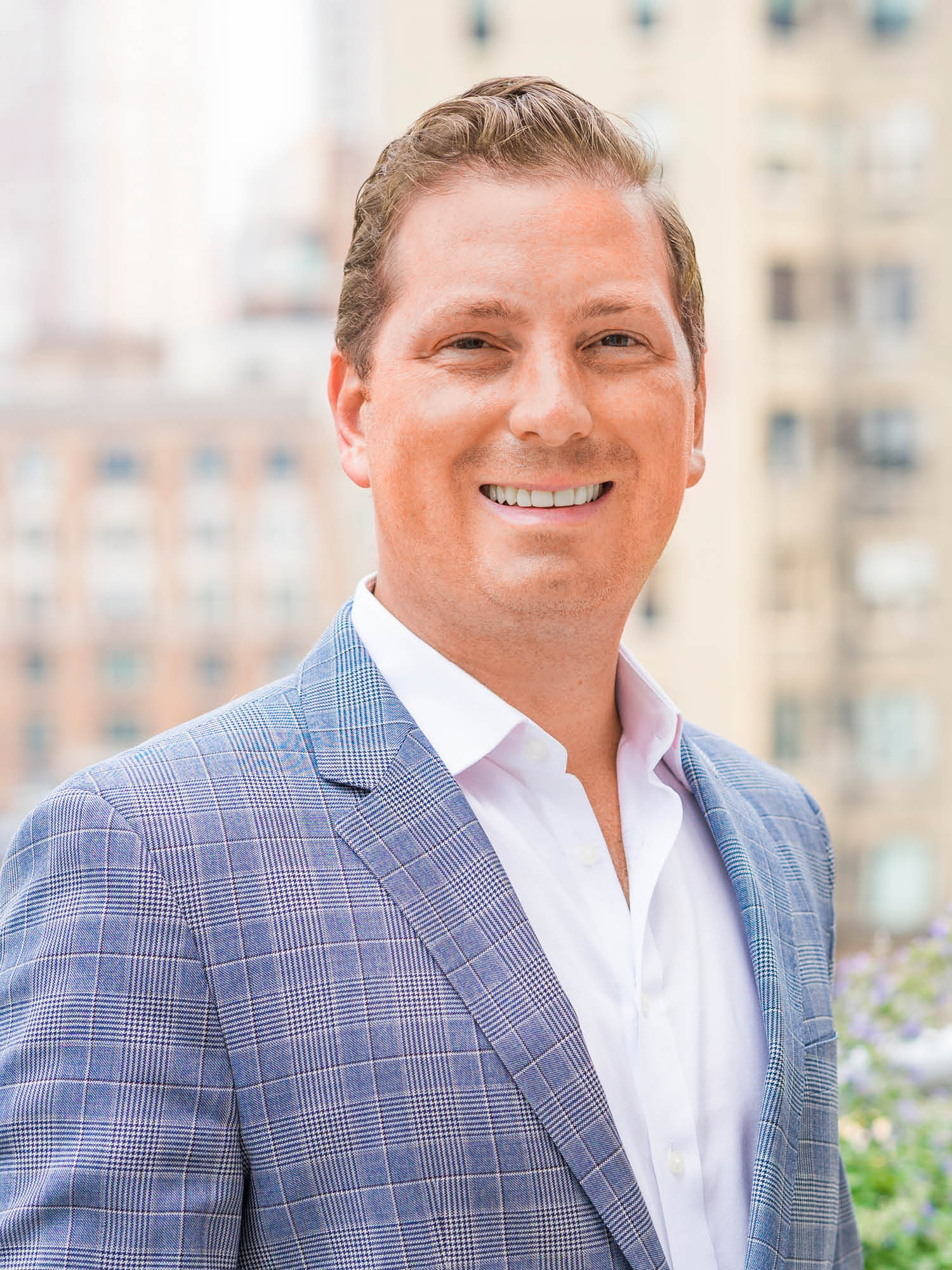Steven Kramer, a top realtor in New York City for Corcoran, a real estate firm in East Side.