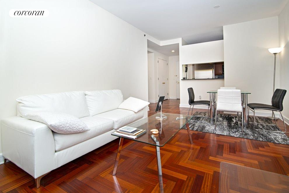 New York City Real Estate | View 220 Riverside Blvd, #8P | room 1