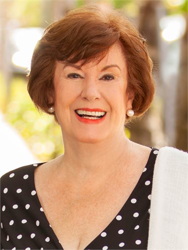 Jane Baker, a top realtor in South Florida for Corcoran, a real estate firm in West Palm Beach.