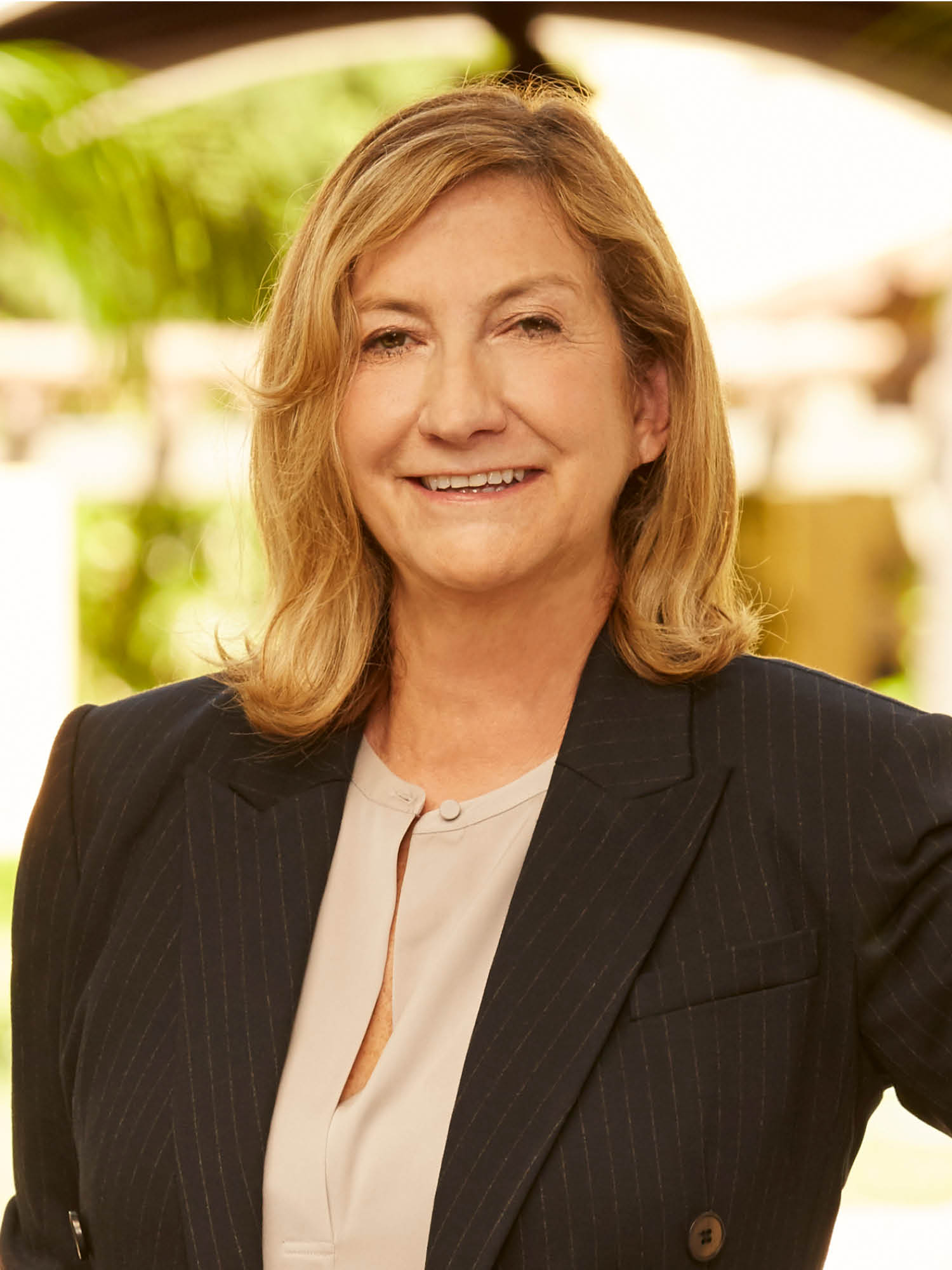 Lily Zanardi, a top realtor in South Florida for Corcoran, a real estate firm in Miami Beach.